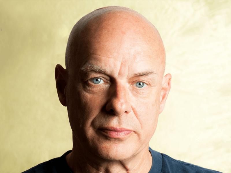 Announcing Brian Eno.