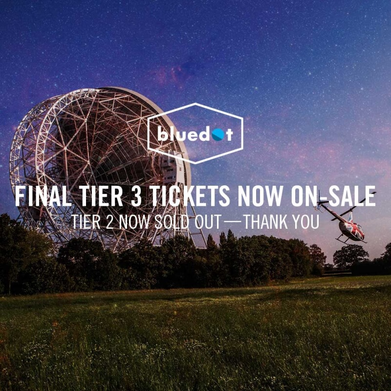 Ticket Update! Tier 2 now SOLD OUT.