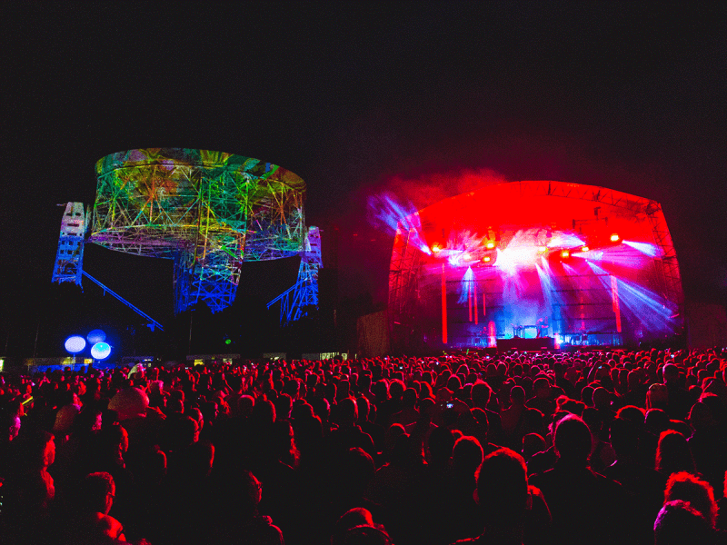 bluedot returns!
