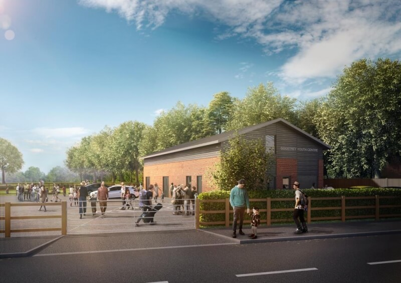 Festival Boost for Goostrey Scout Hut and Youth Centre