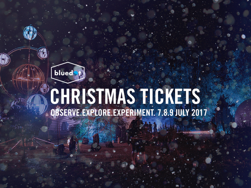 Christmas Release tickets on sale at 7pm tonight.
