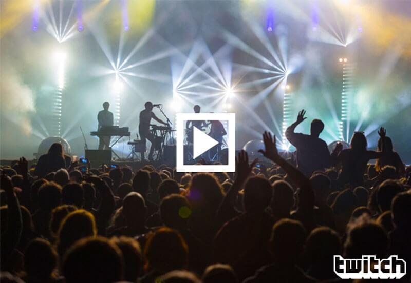 Watch bluedot live