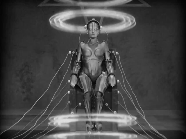 Metropolis (Screening and Recorded Score by Factory Floor)