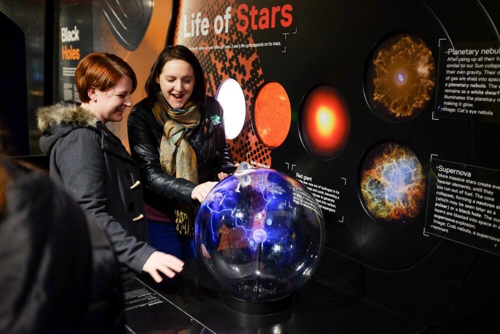Space Pavilion Exhibition