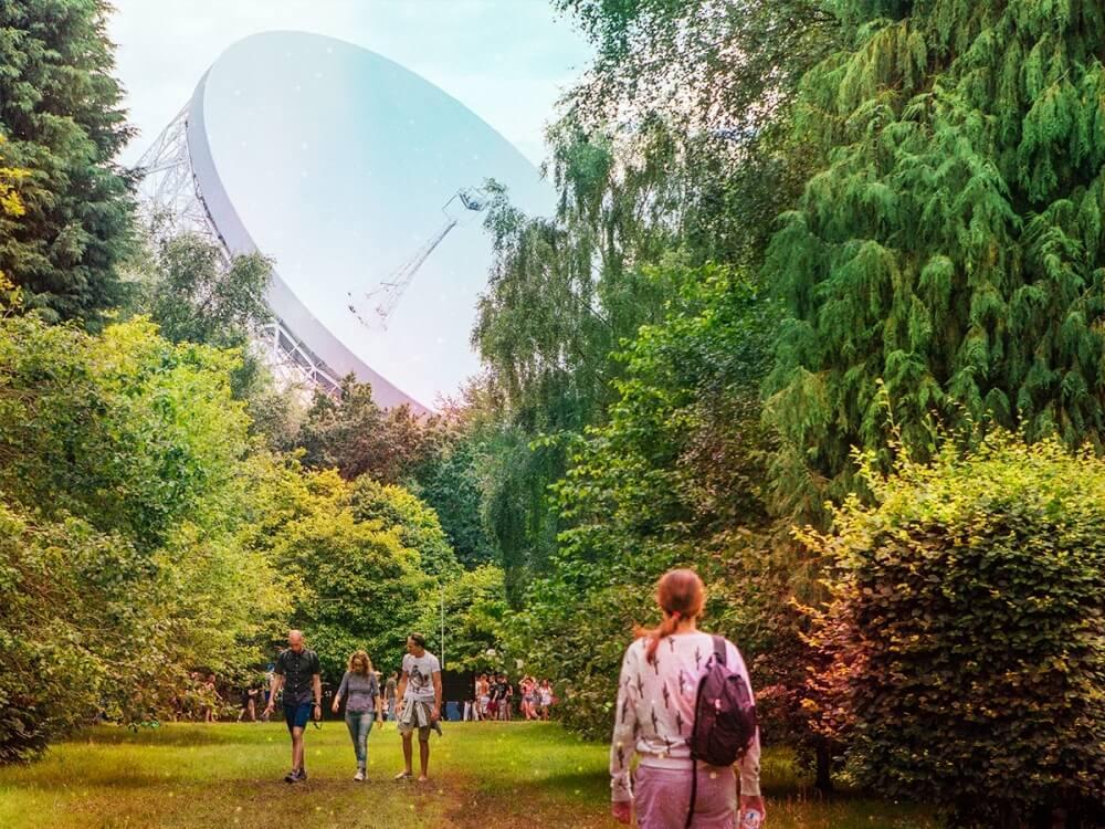 Jodrell Bank's Making Light of the Universe