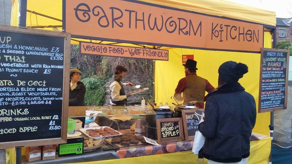 Earthworm Kitchen (vg)