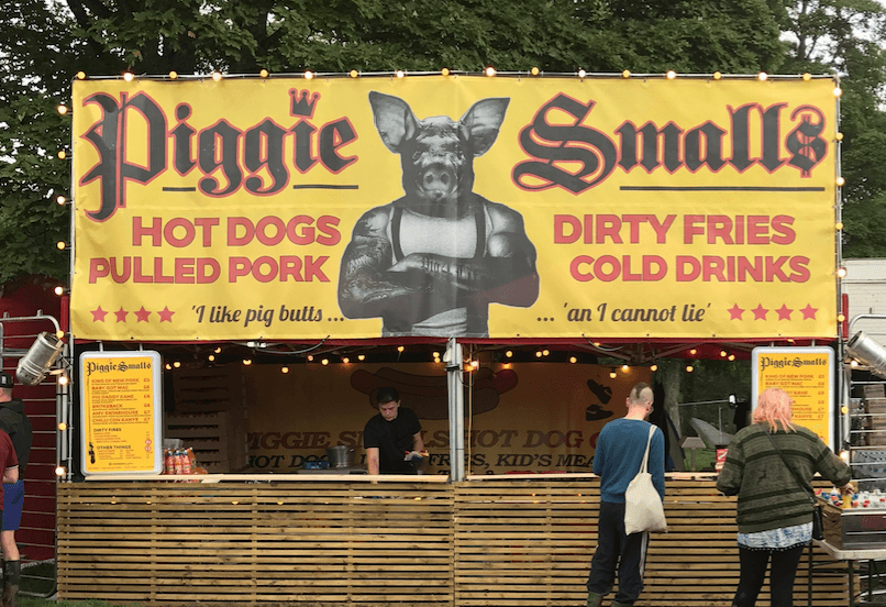 Piggie Smalls Hotdog Co.