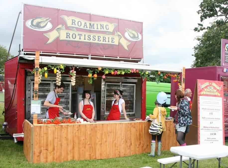 The Roaming Rotisserie