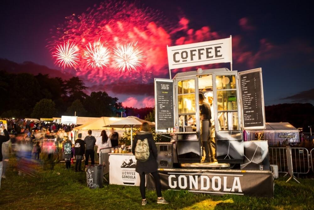 The Coffee Gondola