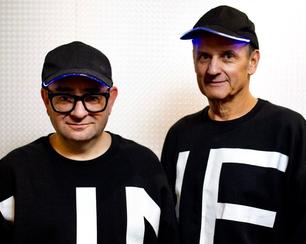 Mark Radcliffe's Une