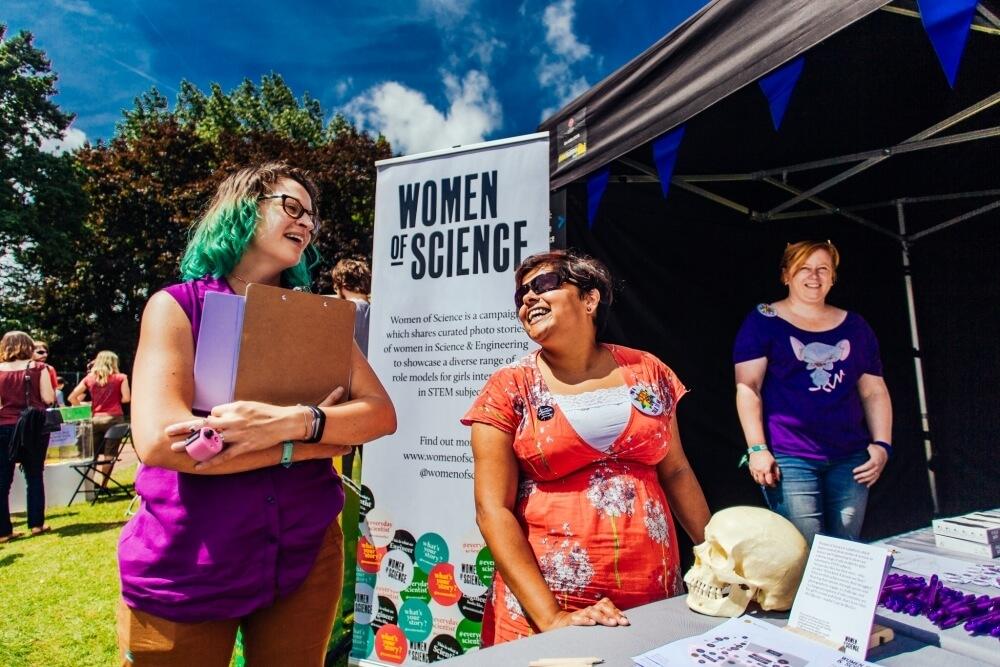 Science Girl: Women of Science