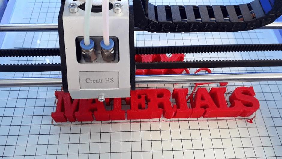 The University of Manchester: Print 2D:3D