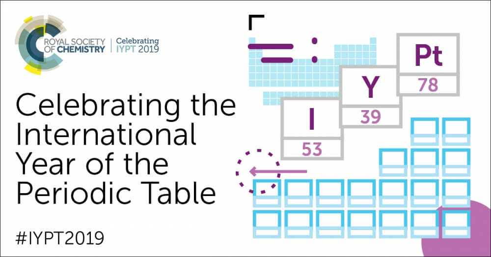 Royal Society of Chemistry: Year of the Periodic Table