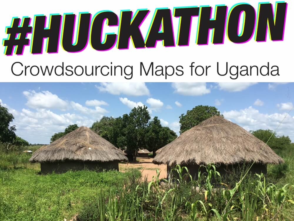 Mapping: Culture and GIScience: #Huckathon: Map Uganda