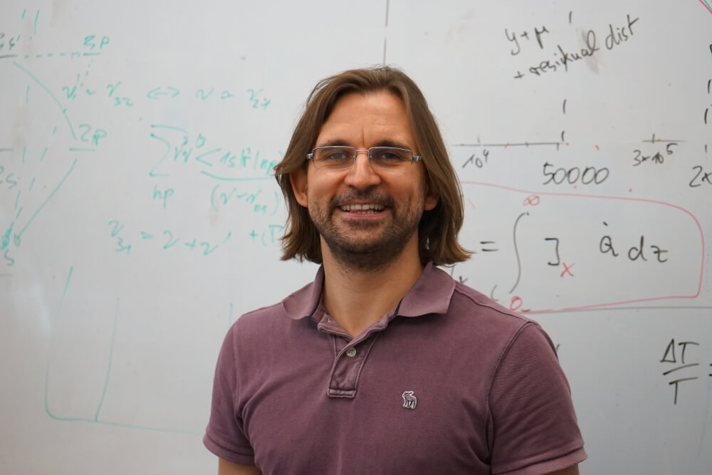 Jens Chluba: Finding the Big Bang with the Cosmic Microwave Background