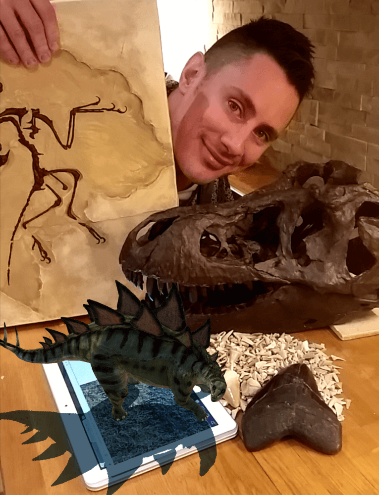 Science Show: Fossil Frontiers