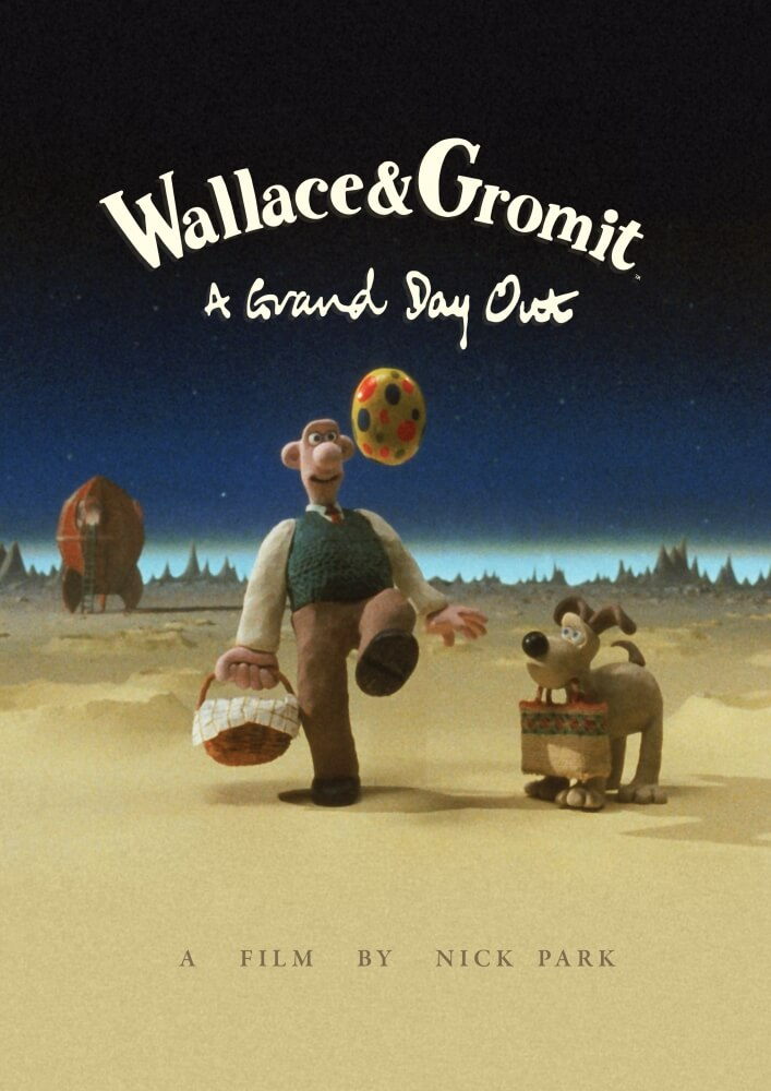 Wallace & Gromit: A Grand Day Out Screening