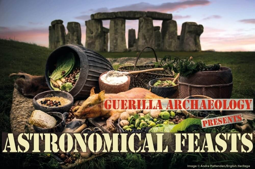 Guerilla Archaeology: Astronomical Feasts