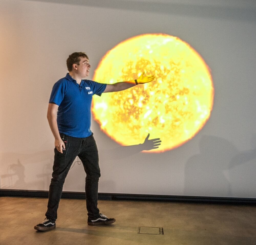 The Jodrell Bank Space Science Show!