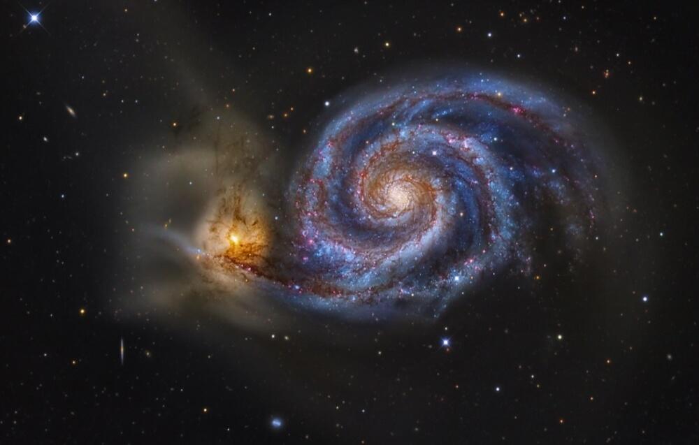 Tactile Universe: Tactile Galaxies – advanced!