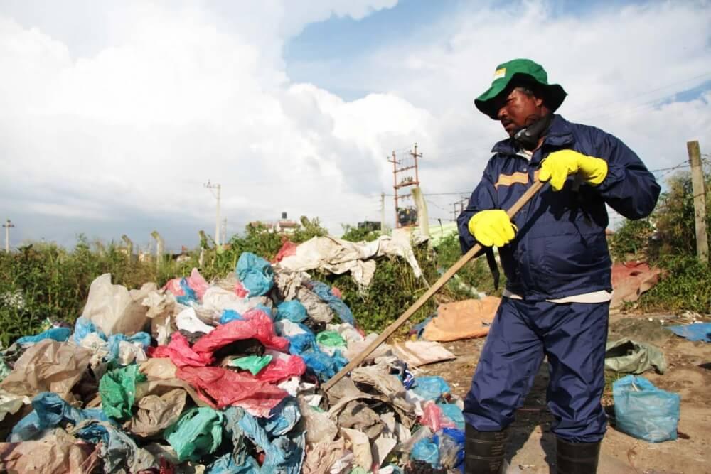 Practical Action: The Plastics Challenge