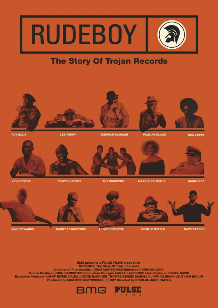 Rude Boy: A Story for Trojan Records