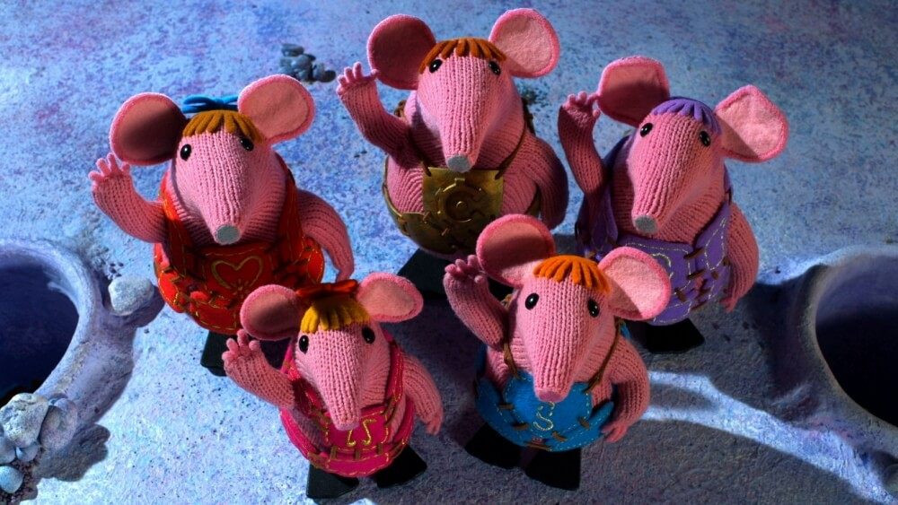 Clangers Cinema