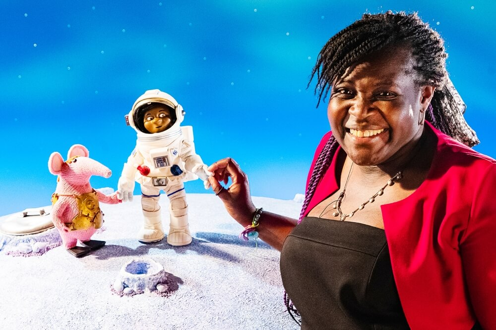 Clangers 50th Anniversary Screening + Q&A with Maggie Aderin-Pocock MBE