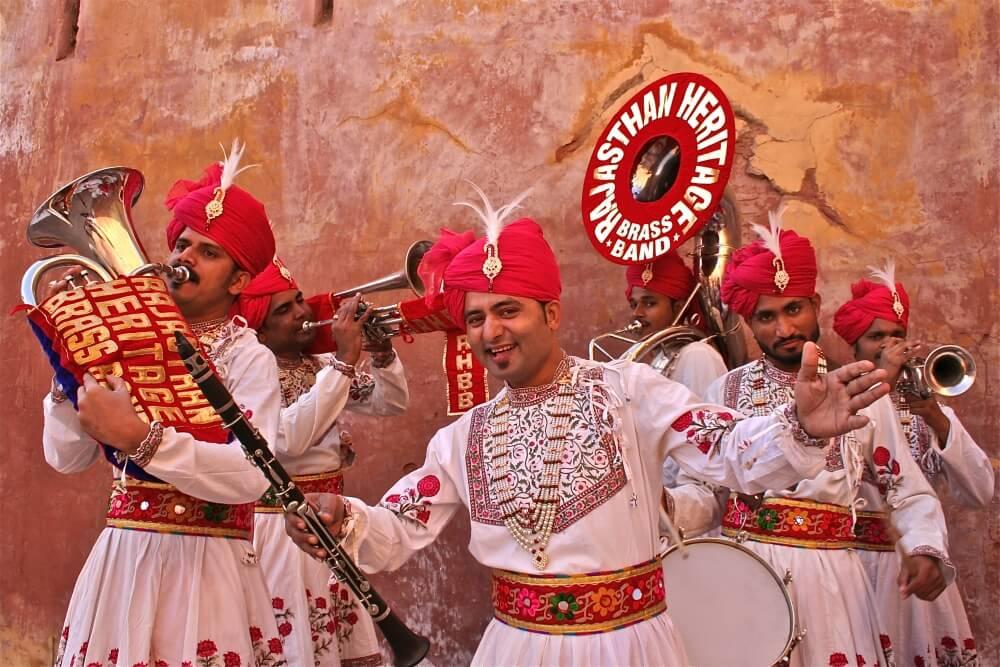 Rajasthan Brass Band
