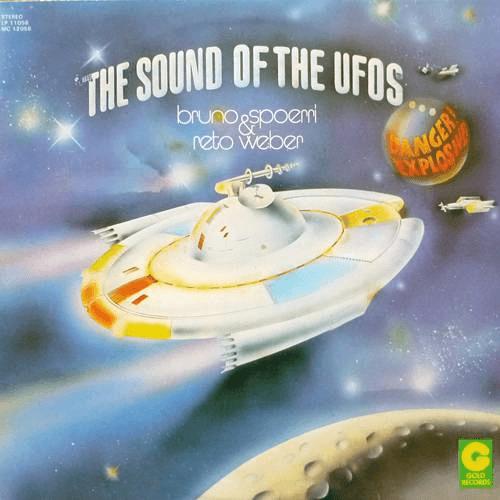 The Sound of the UFOs (Live) - Bruno Spoerri