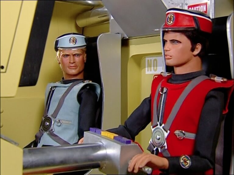 Captain Scarlet 50th Anniversary Exhibition