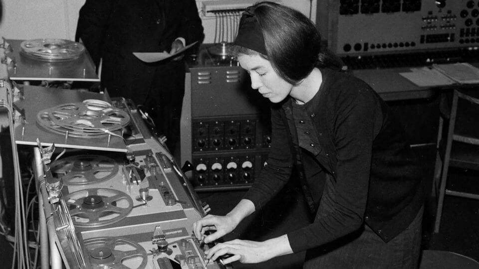 Delia Derbyshire Day - 80th Anniversary Tribute