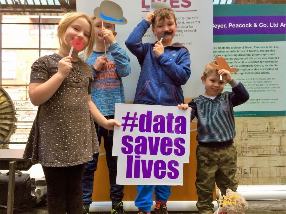 Data Saves Lives