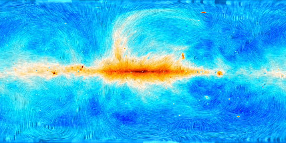 Visualising the Galactic Magnetic Field