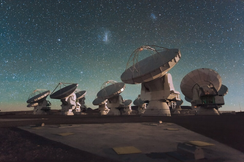 Exploring the Cool Universe from the Andes with the ALMA Telescope