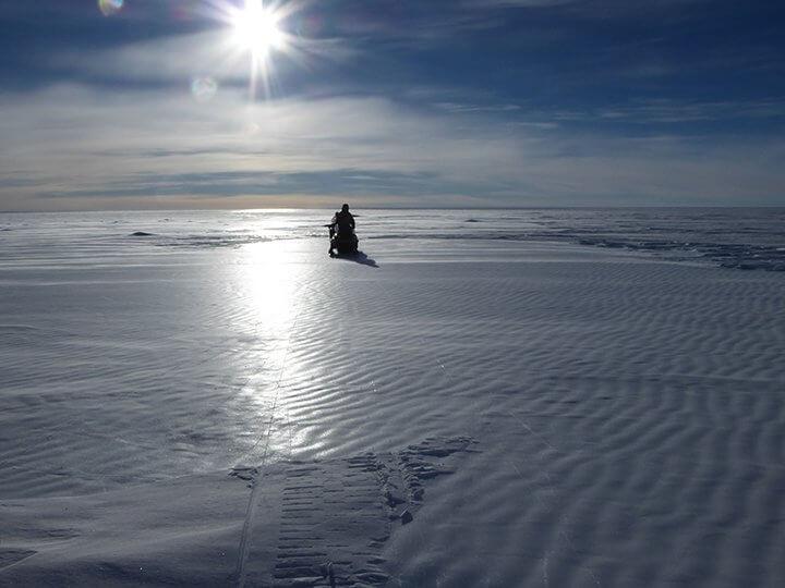 Space Rocks on Ice: Hunting for Meteorites In Antarctica