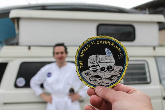 The Apollo 11 Caravan