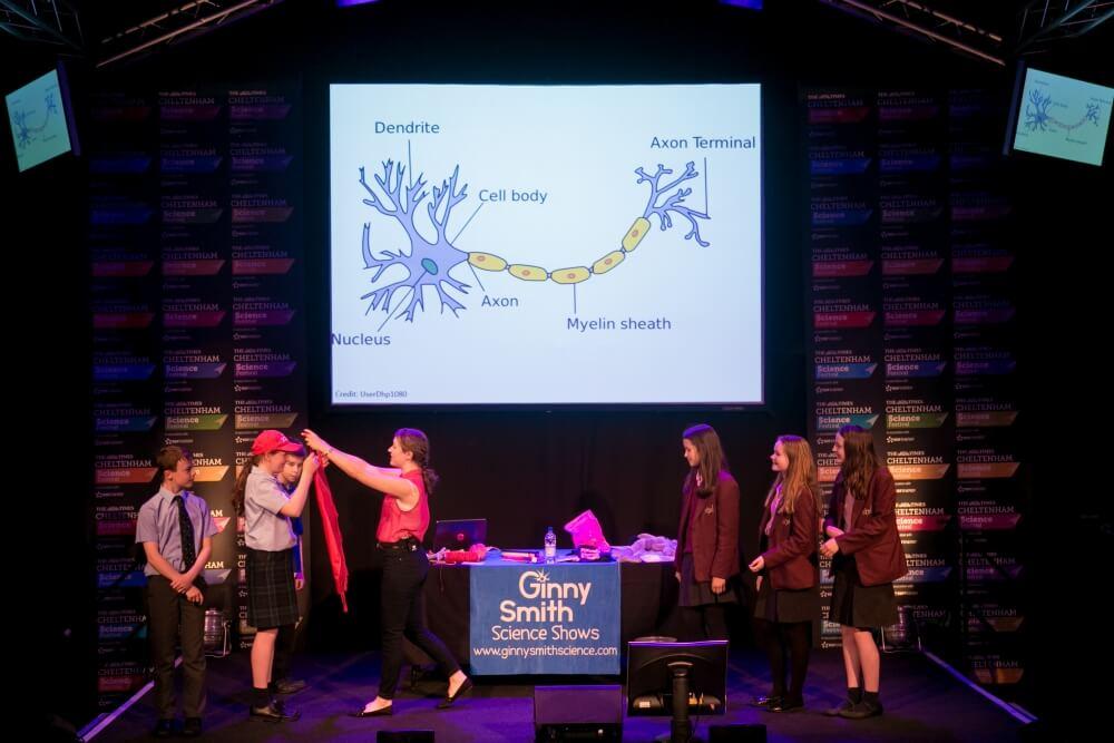 Hack Your Brain: Ginny Smith
