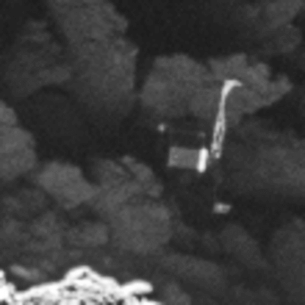 Lost and Found - The Search for the Philae Comet Lander