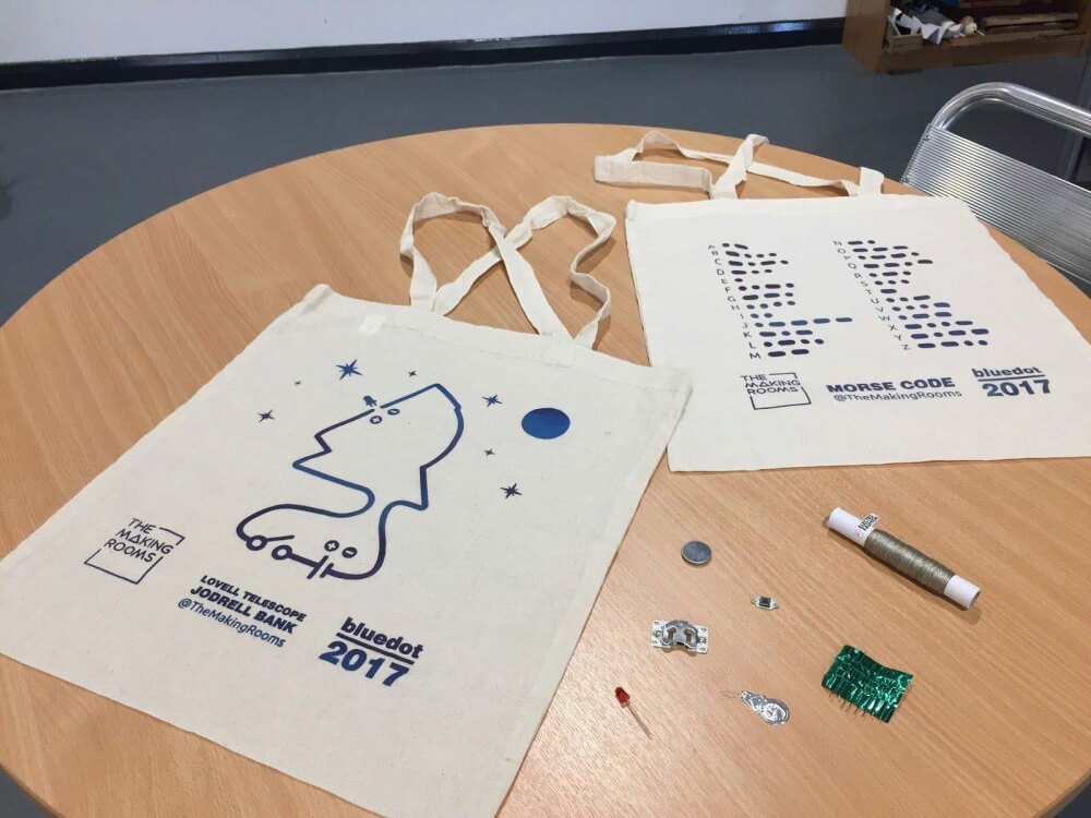 Workshop: TOTEally awesome wearable electronics