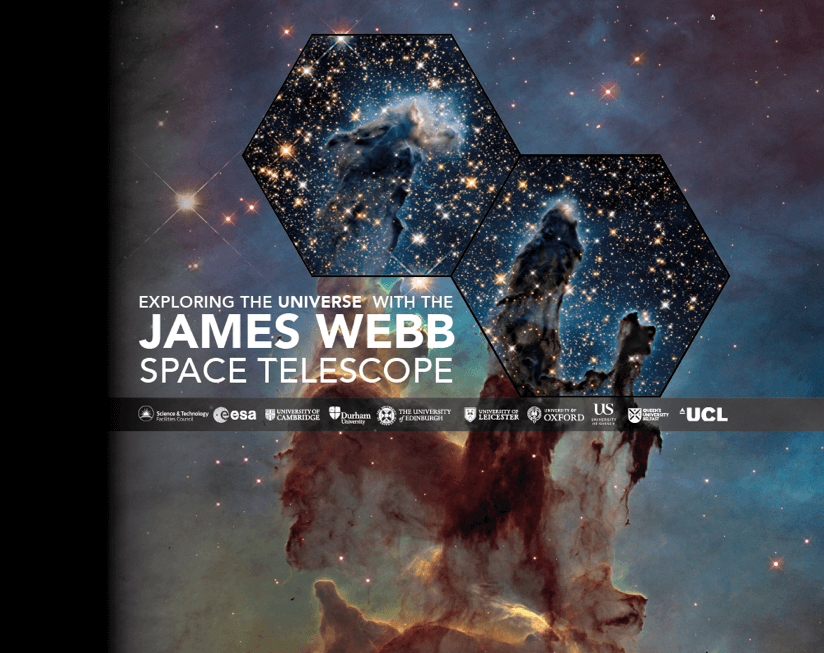 Exploring the Universe with the James Webb Space Telescope
