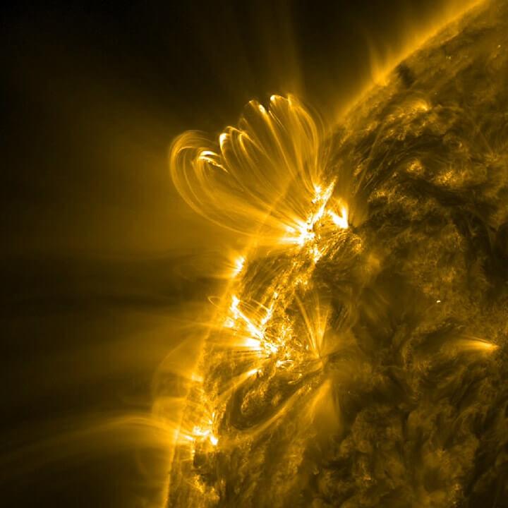 Solar Flares: Explosions on the Sun