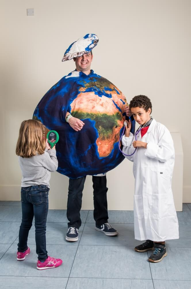 Science Show: Operation Earth