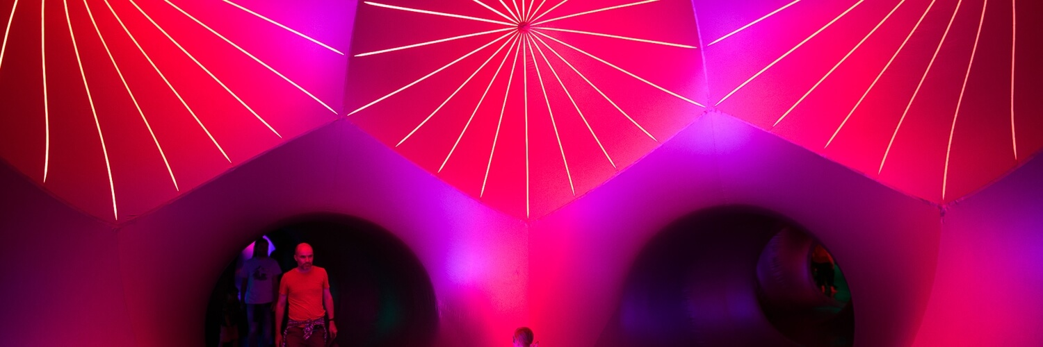 Luminarium - Architects of Air